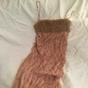 BCBG Maxazria Collection Whimsy Cocktail Dress